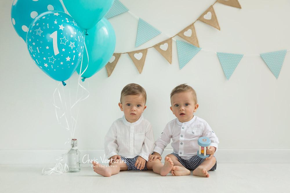 Noah y Mathis cumpleaños