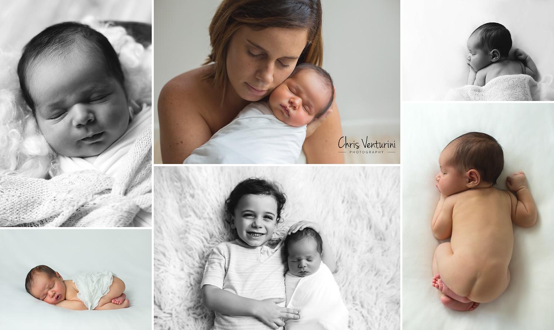 Mini sesión de fotos de recién nacido 2017