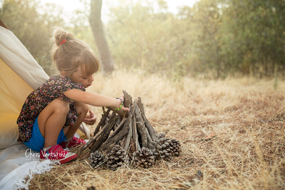 Fotógrafo de niños en Madrid