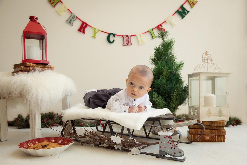 Noah en navidad