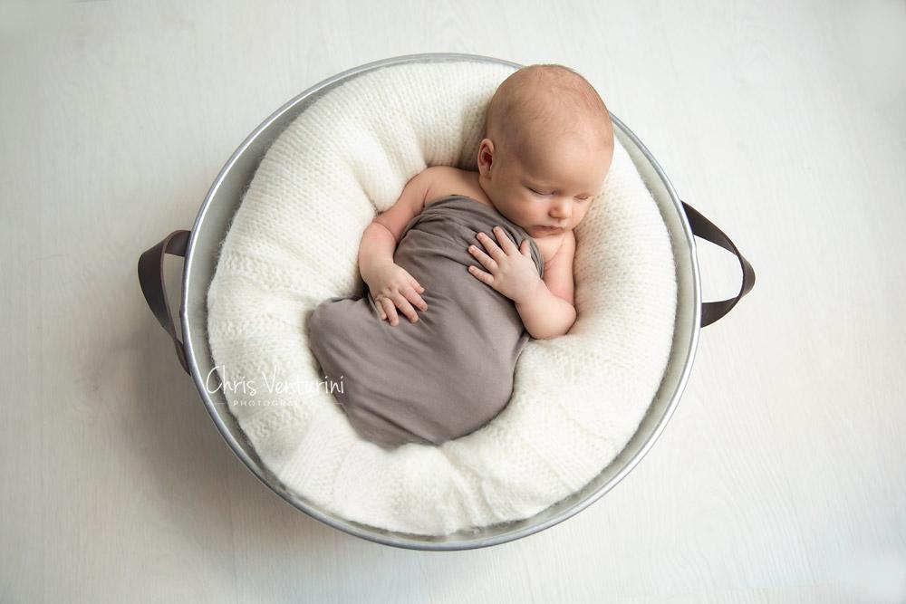 newborn Chris Venturini Photography