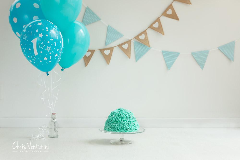 Cake Smash, Sesión de Cumpleaños