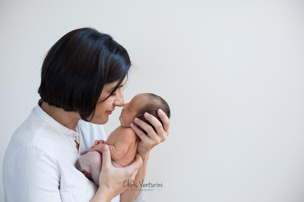 Sesión recién nacido en Madrid