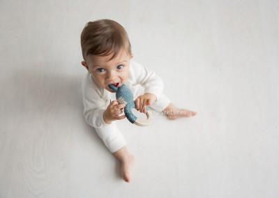 Sesión de fotos de bebé en Las Tablas