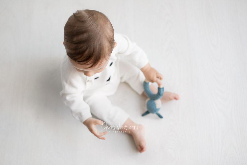 Sesión de fotos de bebé en Sanchinarro