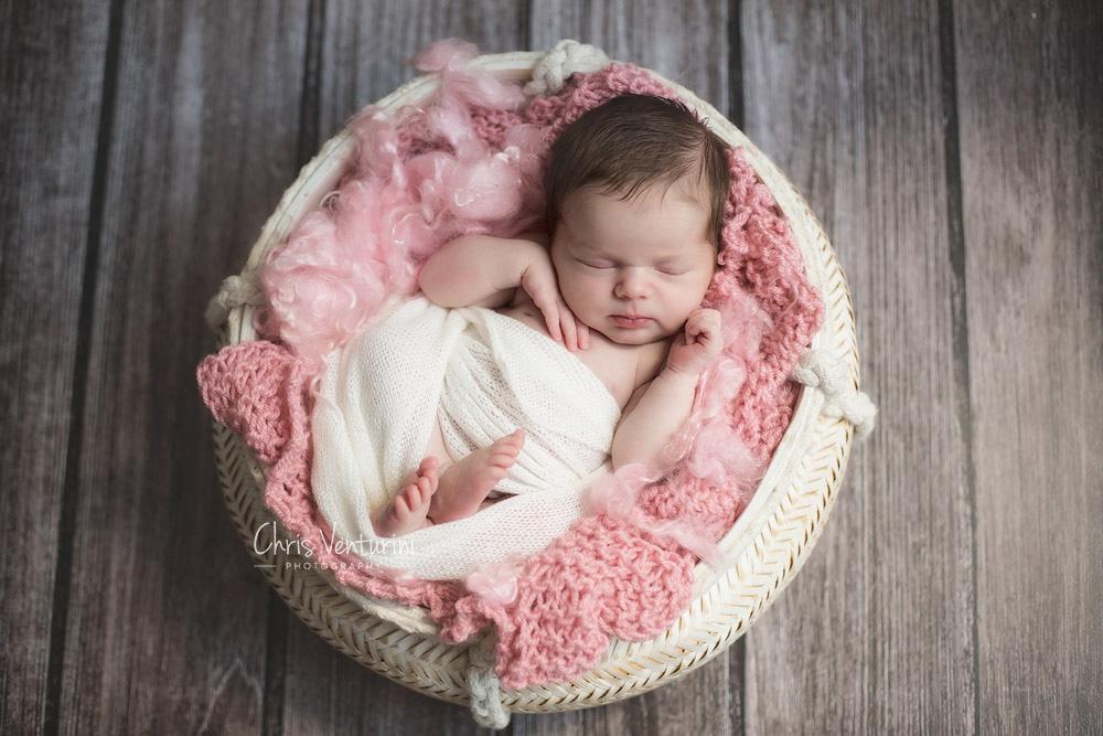 Fotografía de recién nacido en Montecarmelo