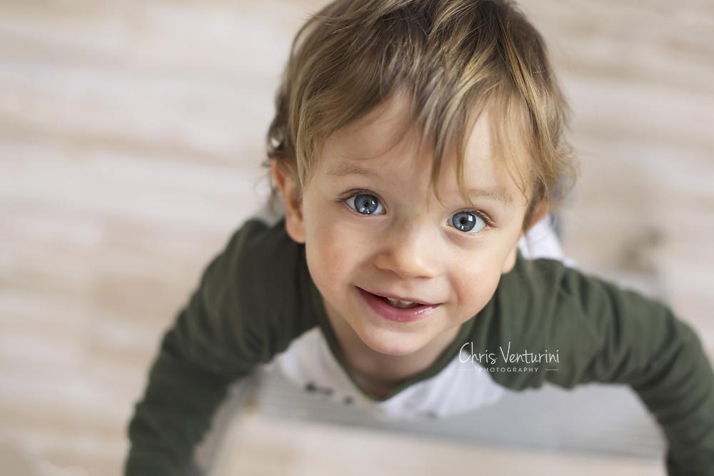 Mathis, 18 meses