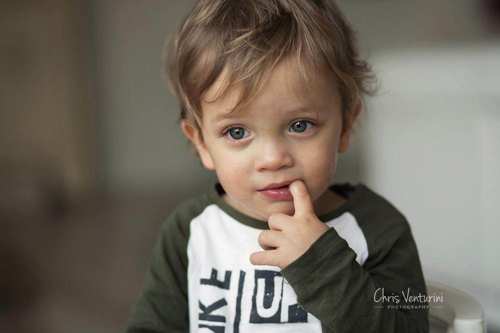 Retratos naturales de niños en Madrid