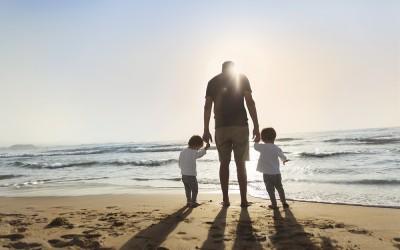 Sesiones de familia en la playa