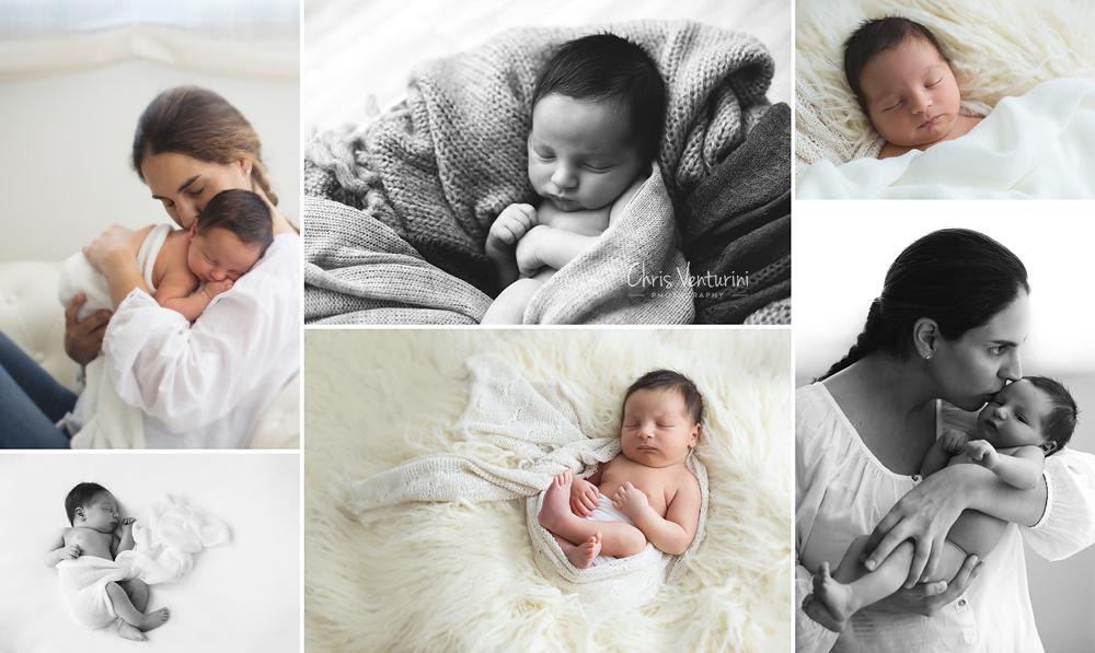 Fotos de recién nacido llenas de ternura