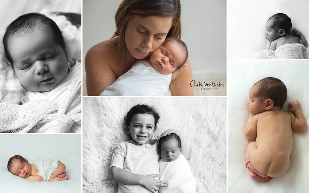 Mini sesión de fotos de recién nacido, el regalo ideal