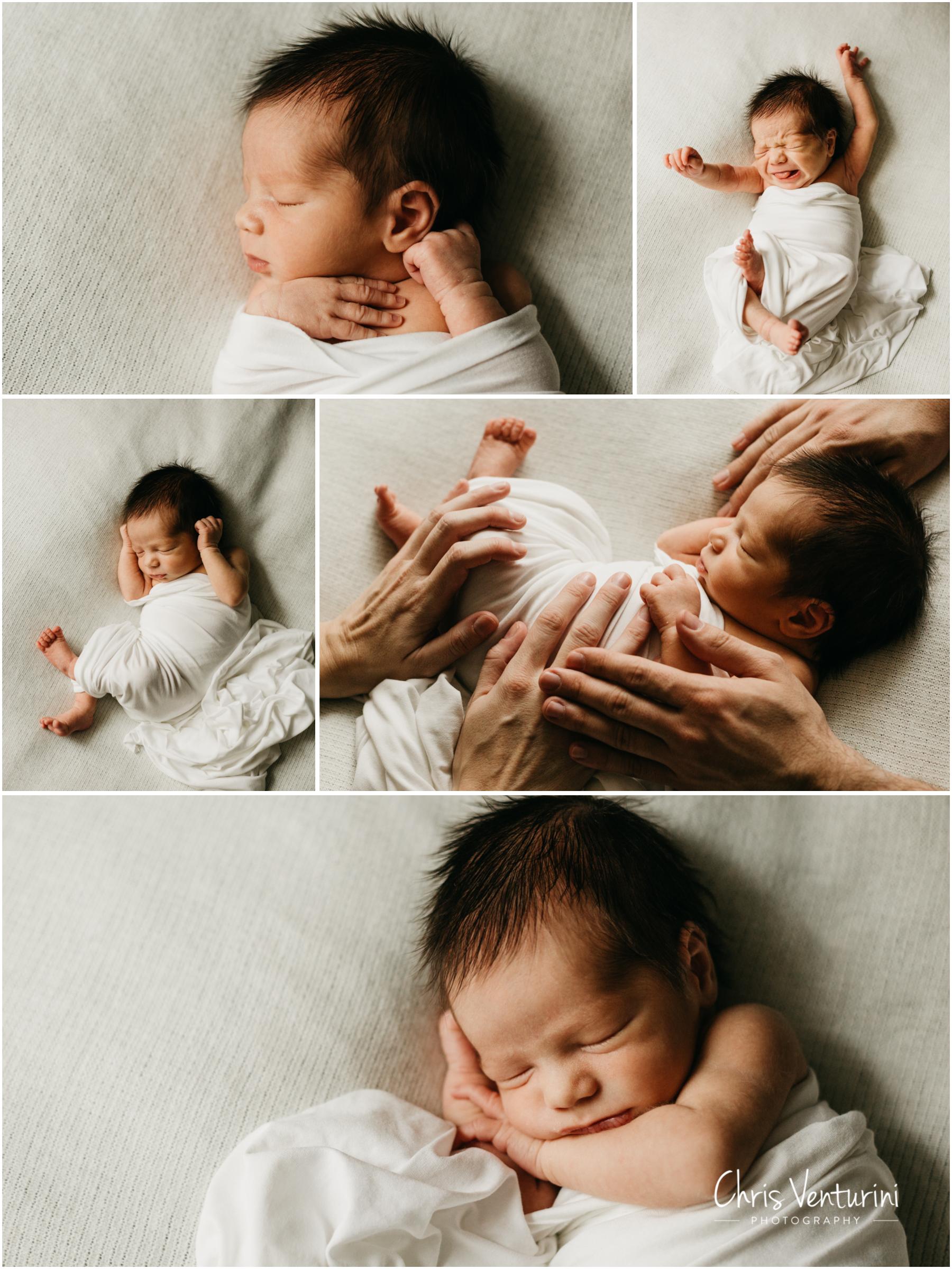 book de recién nacido