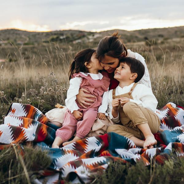 fotógrafo de familias en Madrid