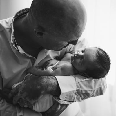 reportaje bebe recien nacido