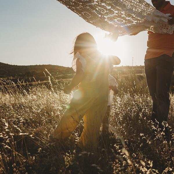 fotógrafa de familias en Madrid