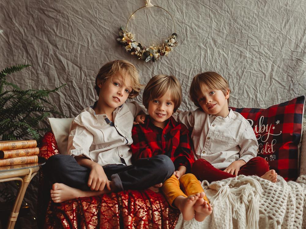 Mini sesión de Navidad 2019